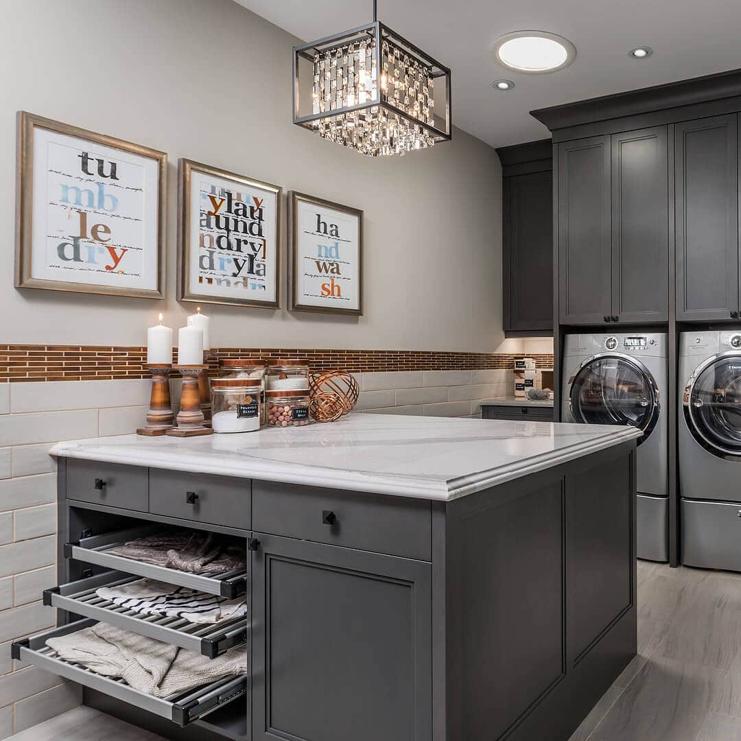 Design Guide: The Ultimate Laundry Room - CR ... on Laundry Room Decor Ideas  id=98244