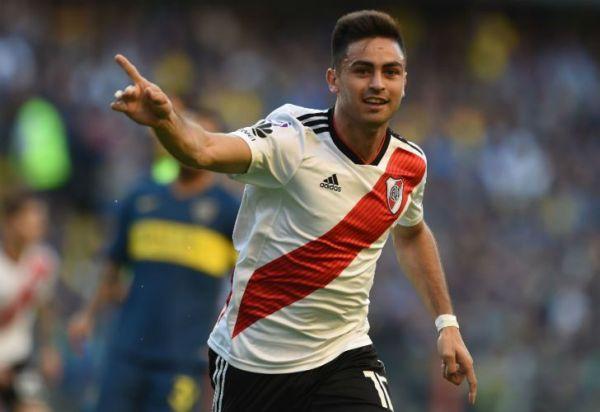 El Pity Martínez, el mejor futbolista de 2018