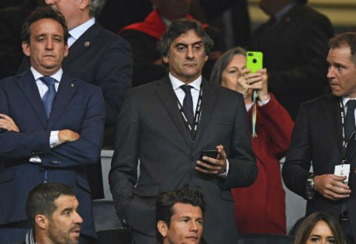 Plantel de River Plate partió hacia Madrid para enfrentar a Boca