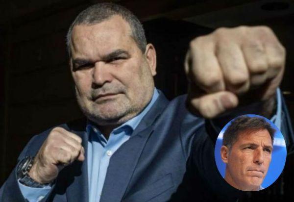 Chilavert se indignó con la designación de Eduardo Berizzo en Paraguay