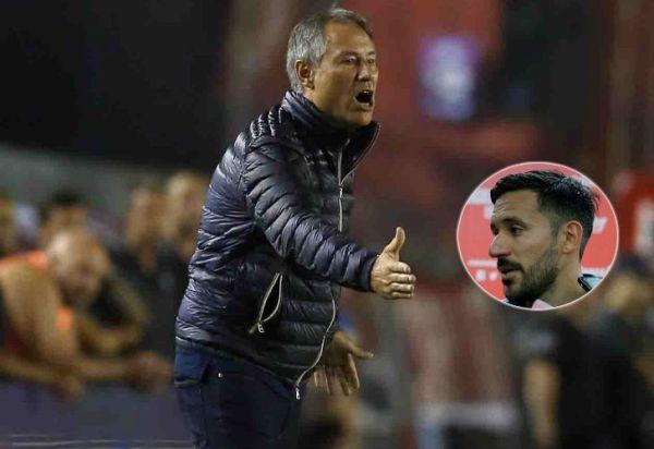 Otro ex Independiente disparó contra Ariel Holan