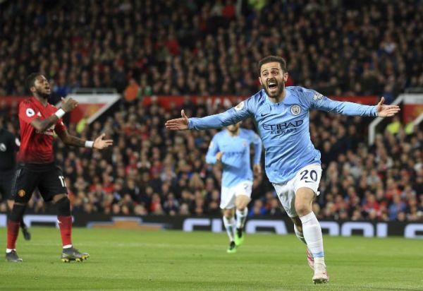 El City le ganó el clásico de Manchester al United y es líder