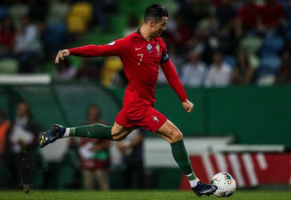 El golazo de Cristiano Ronaldo del que habla el mundo