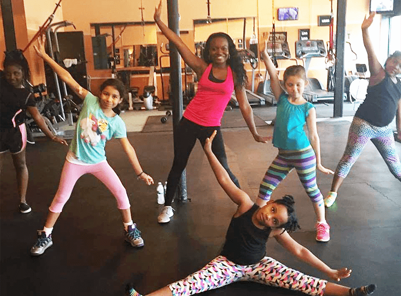kids zumba classes oak park