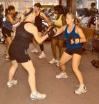 Boot camp boxing oak park, small group personal training