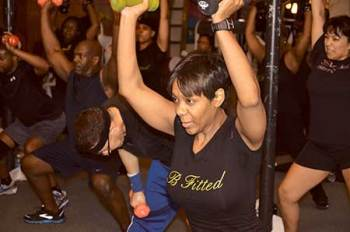women's weight training oak park