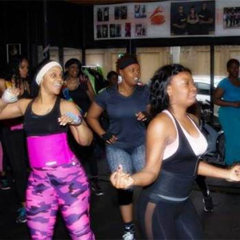 zumba classes oak park, il