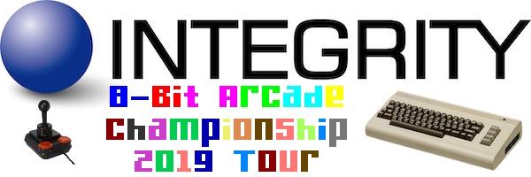 Integrity 8-Bit Arcade Championship 2019 Tour