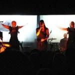 Llega a Corea del Norte el primer grupo occidental de rock