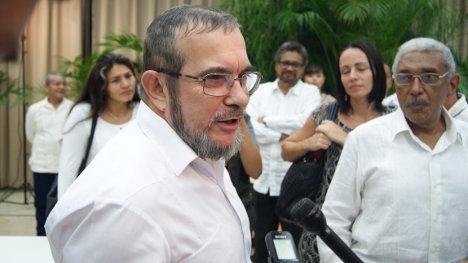 Timoleón Jiménez, sin estar sentado a la mesa de La Habana, es uno de los principales protagonistas en la construcción de la paz estable y duradera.