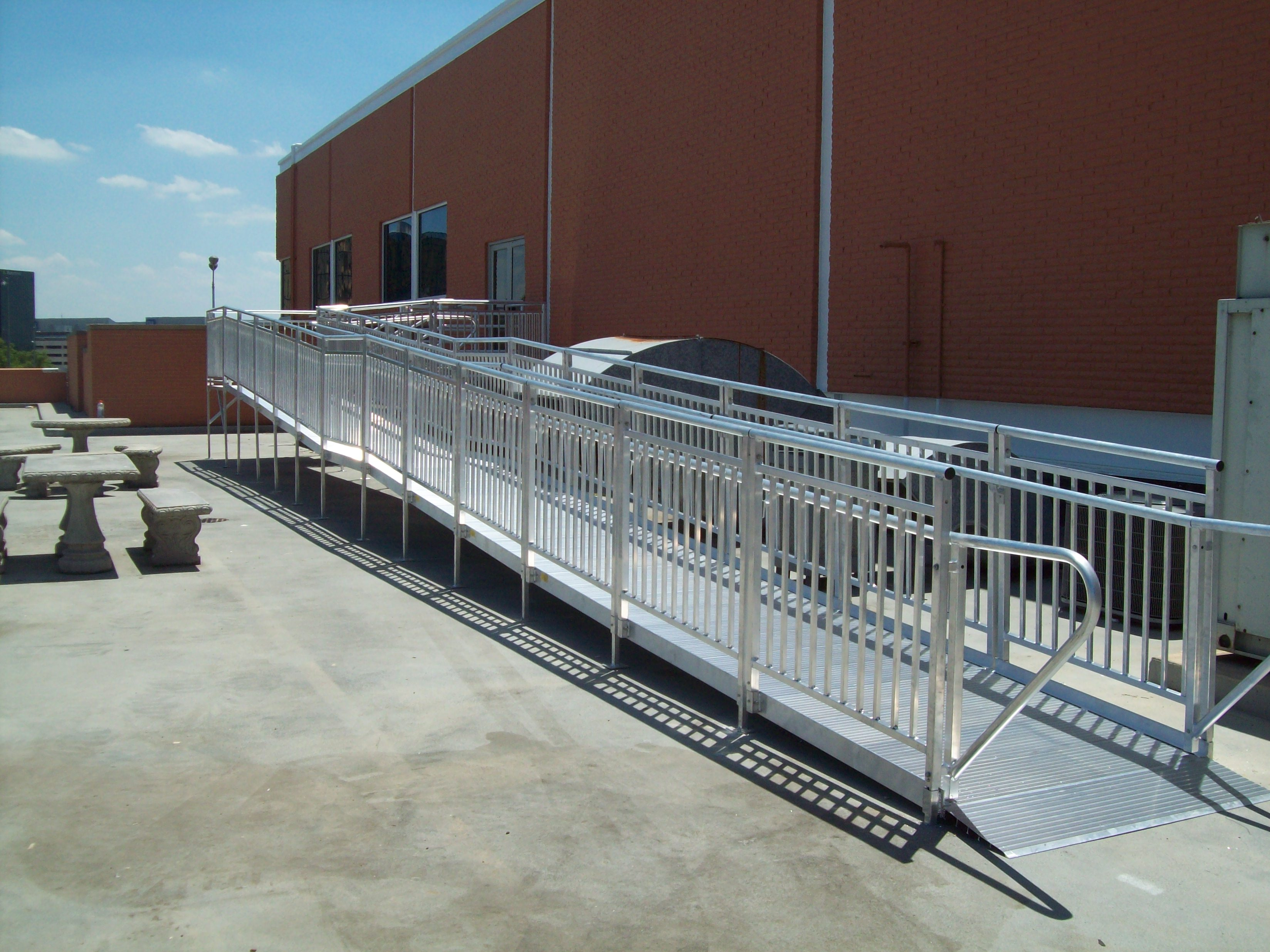 Commercial Products American Access Ramps Wheelchair Ramps