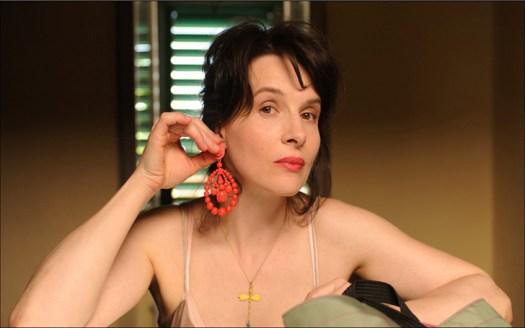 Juliette Binoche in <em>Certified Copy</em>