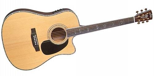 Blueridge BR-70CE Contemporary Series Cutaway Acoustic-Electric Guitar
