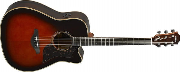 Yamaha A-Series A3R Acoutic-Electric Guitar