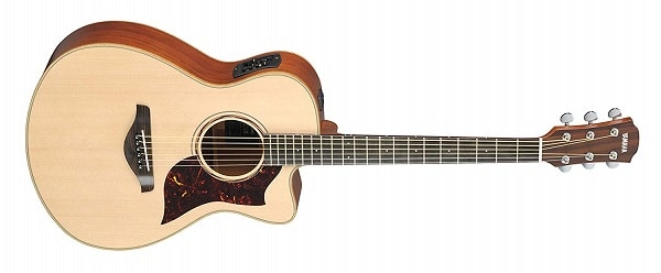 Yamaha A-Series AC3M Small-Body Acoustic-Electric Guitar