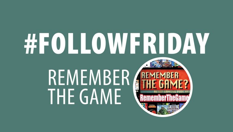 #FollowFriday: Remember the Game