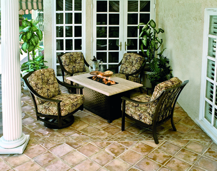 Product of the Day: Mallin - Casual Living on Fireplace Casual Living id=78961
