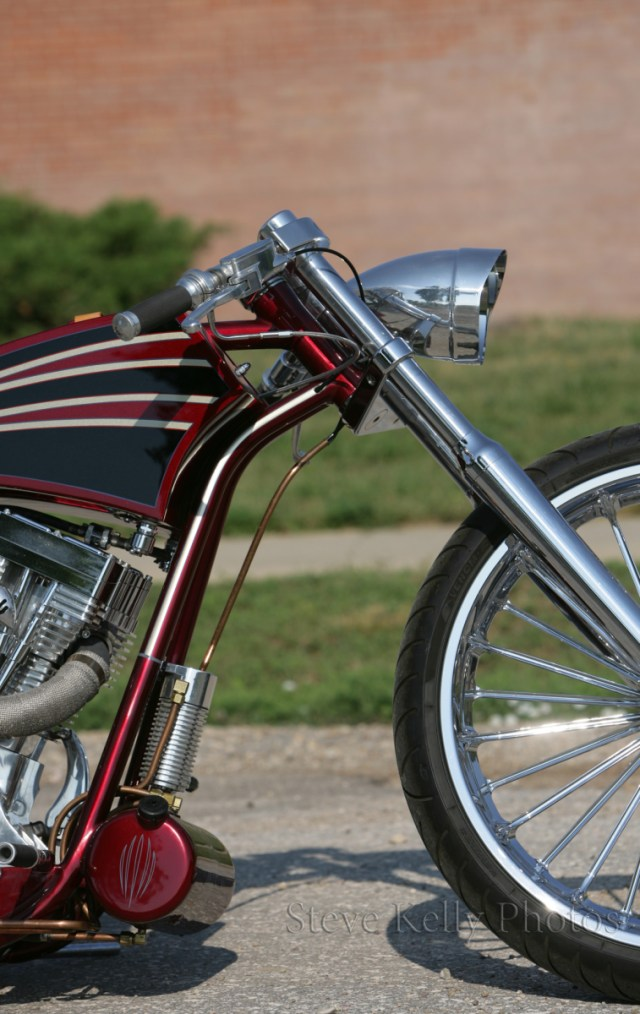 187 by El Pitts, Vegas City Choppers by Steve Kelly