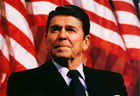 Reagan flag