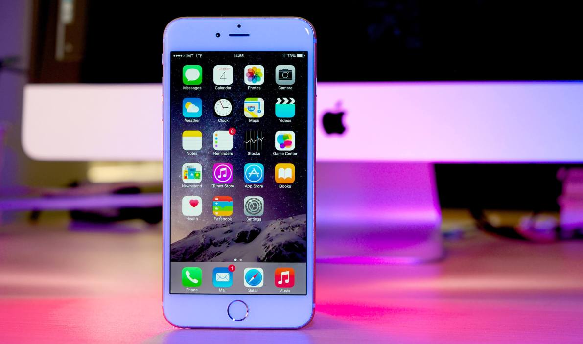 Two weeks with the iPhone 6 Plus