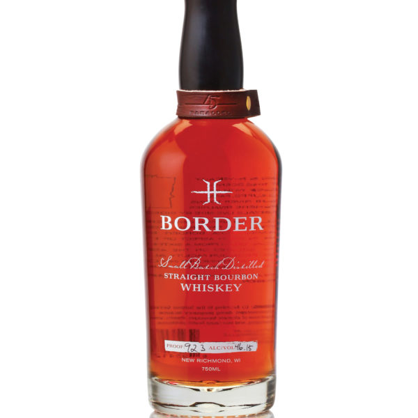 45th parallel distillery border bourbon