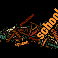 Students, the First Amendment and the Supreme Court