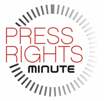 Press Rights Minute