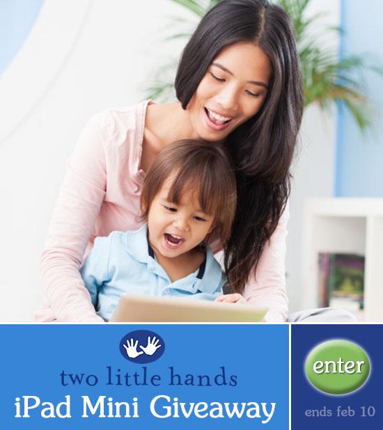 Enter to win an iPad Mini