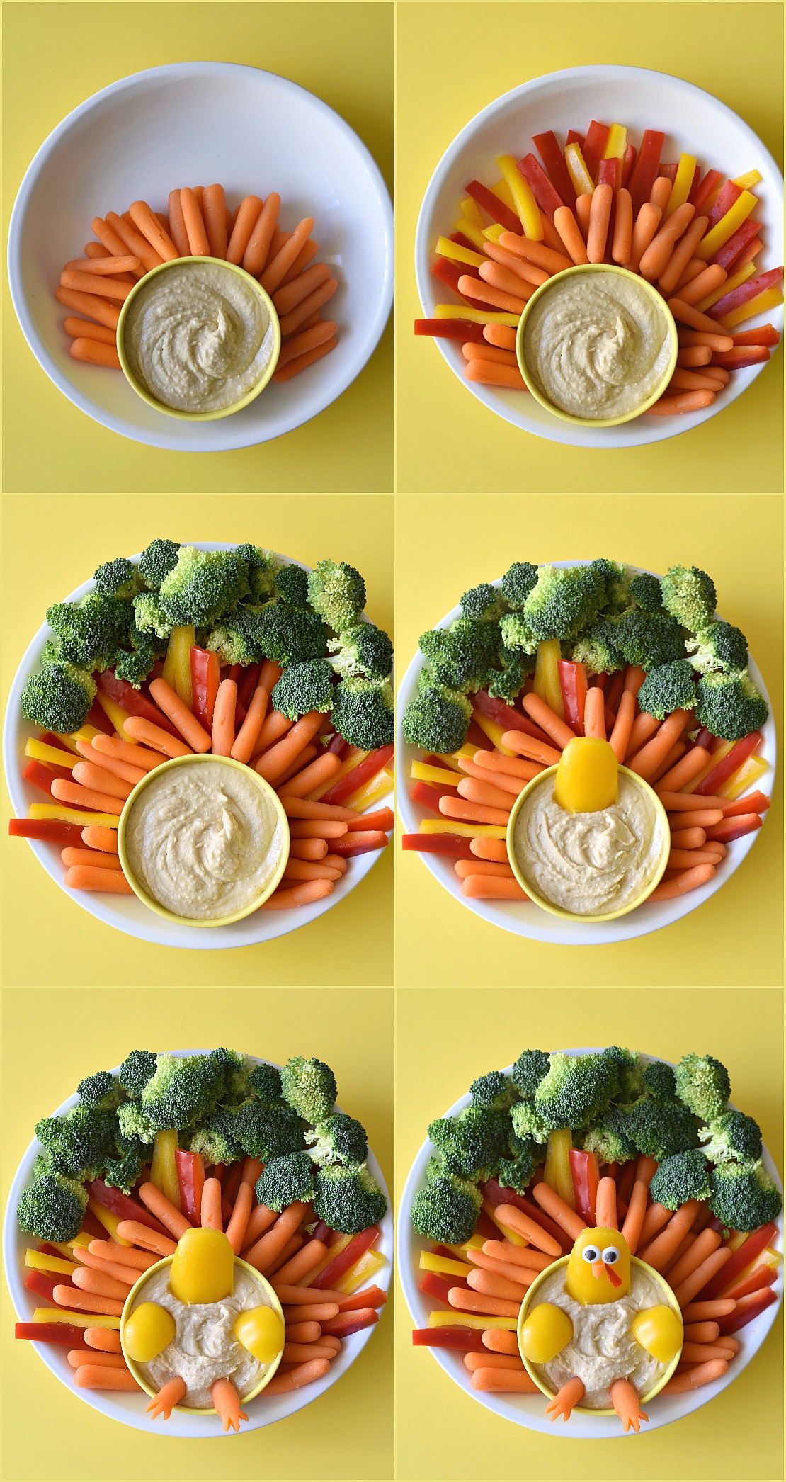 Recipe Party Vegetable Tray