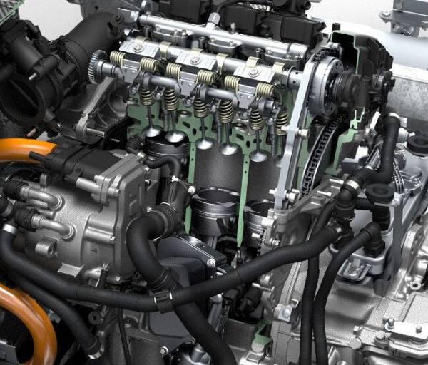 Фото двигателя BMW B38 для i8 BIMMERFEST