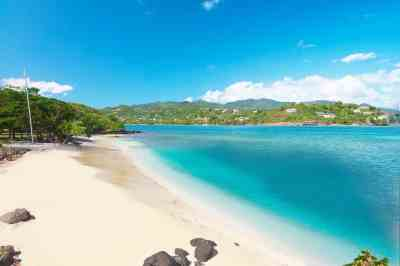 473 Grenada Boutique Resort's beach