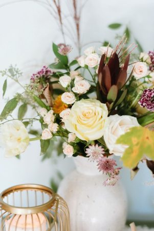 How To Care For Holiday Flowers   Glitter Guide how to host the best thanksgiving yet 36