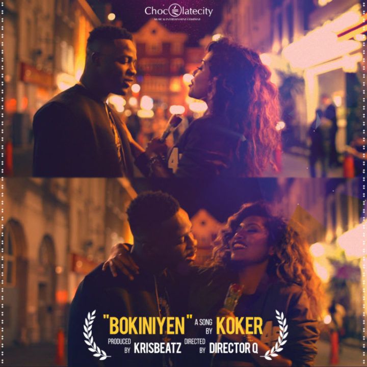 VIDEO + AUDIO: Koker – Bokiniyen