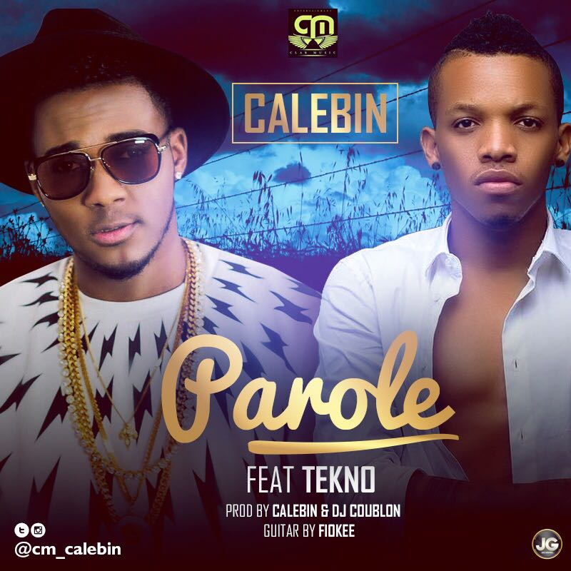 Image result for Parole (feat Tekno)
