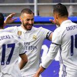 VIDEO: Eibar 1 – 4 Real Madrid [La Liga] Highlights 2016/17