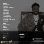 """Korede Bello Releases Track List For """"Belloved Album"""""""