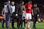 Europa League: Ibrahimovic Suffers Knee Injury