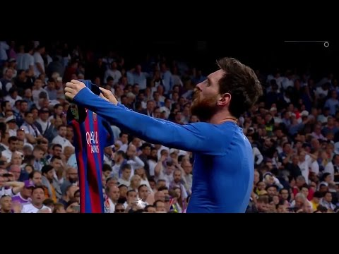 VIDEO: Real Madrid 2 - 3 Barcelona [El Clasico] Highlights 2016/17