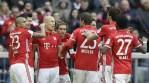 Bayern Munich Win Bundesliga Title For The Fifth Consecutive Season