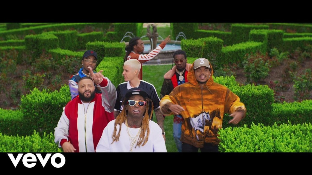 VIDEO: DJ Khaled Ft Justin Bieber, Quavo, Chance The Rapper & Lil Wayne – I'm The One