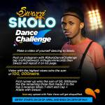 Win N100,000 & More in #Skolodancechallenge Competition By Swazzi & Thugluvingrecord