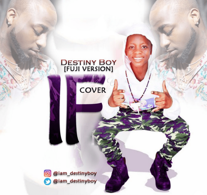 Destiny Boy – If (Fuji Version)