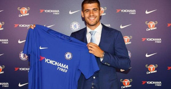 Morata-unvieled Foreign General News News Sports