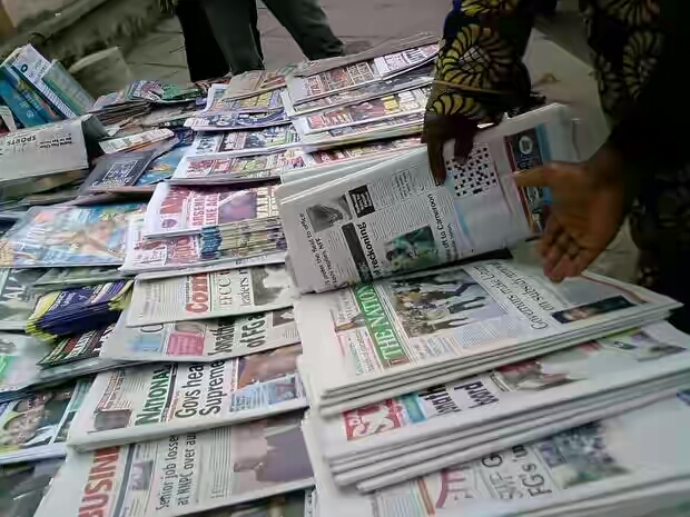 Nigerian-Newspapers General News News