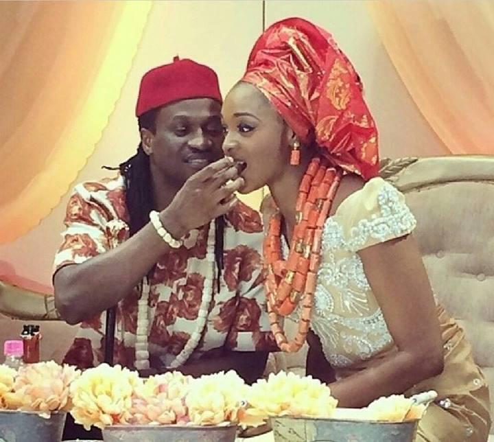 Paul-Okoye-and-Anita-Isama Entertainment Gists General News News Photos Relationships