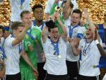 Confederation Cup: Germany Win Cup For The First Time