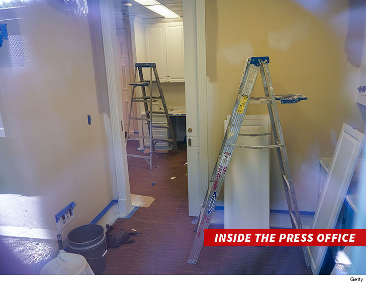 0811-white-house-construction-getty-5 Foreign General News News Photos World news
