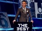 Cristiano Ronaldo Beats Lionel Messi to Win FIFA Best Player Award [Photos]