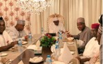 President Buhari's Dinner With Senate Leaders Related to 'Game Of Thrones'