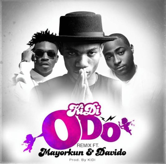 Kidi ft. Davido & Mayorkun – Odo